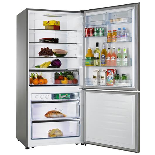 Réfrigérateur 17 congélateur en bas Hisense