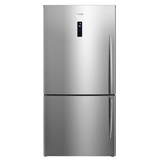 Réfrigérateur 17 pi.cu. congélateur en bas Hisense