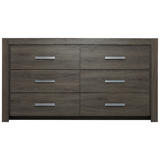 Commode double 6 tiroirs Defehr