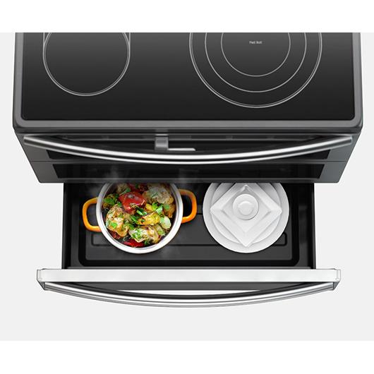 Cuisinière autonettoyante 30 po à vitrocéramique Samsung