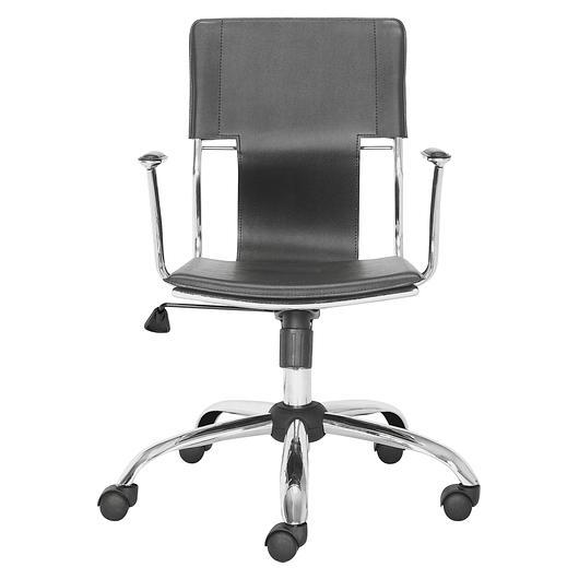 Chaise de bureau avec bras Trafico Zuo moderne