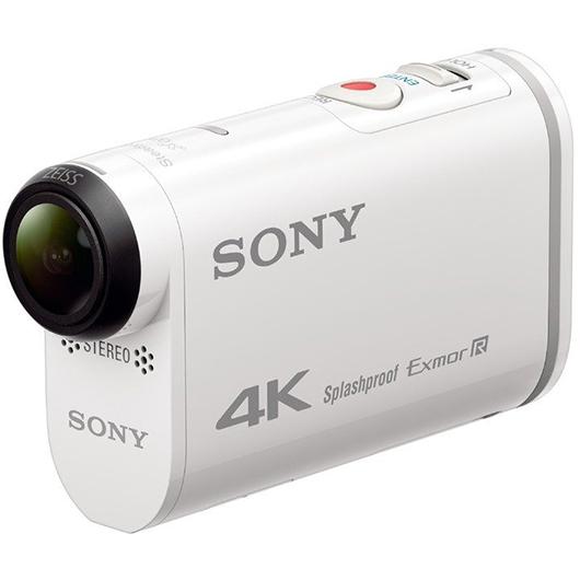 Caméscope 4K ACTION Wi-Fi avec accessoires Sony