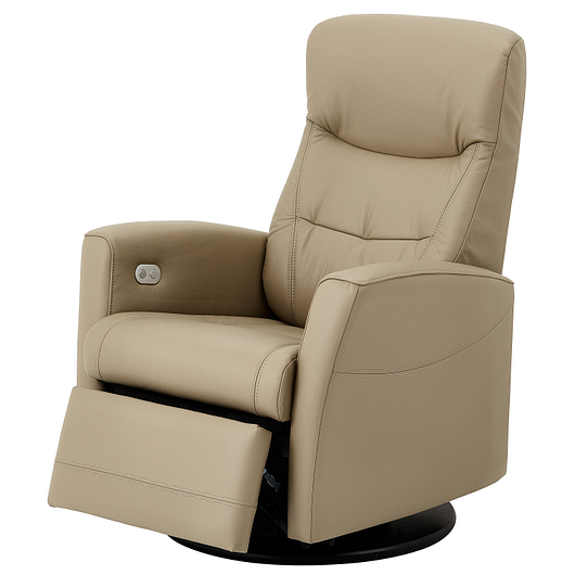 fauteuil ber ant pivotant et inclinable lectrique tanguay. Black Bedroom Furniture Sets. Home Design Ideas