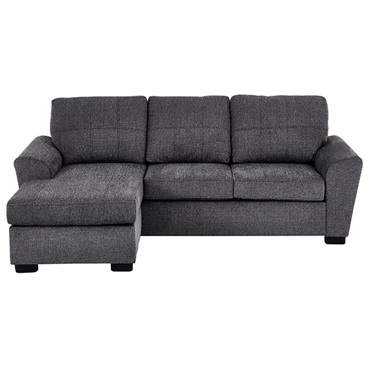 sofa tissu design contemporain tanguay
