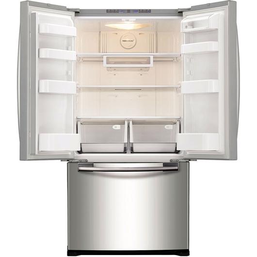Réfrigérateur à double porte 17.5 pi.cu. Samsung
