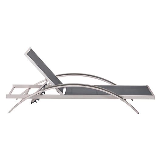 Chaise longue Metropolitan Zuo moderne