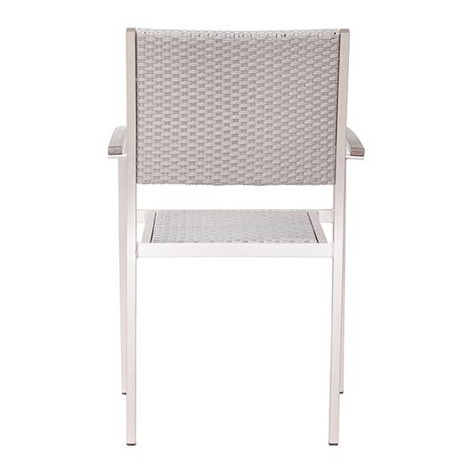 Chaise avec bras metropolitan tanguay for Chaise avec bras