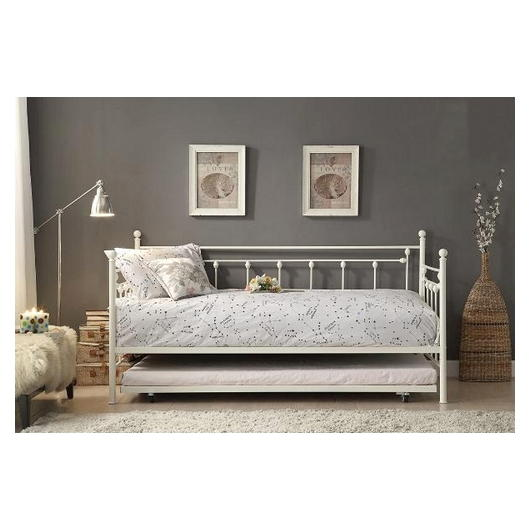lit de jour avec lit gigogne tanguay. Black Bedroom Furniture Sets. Home Design Ideas