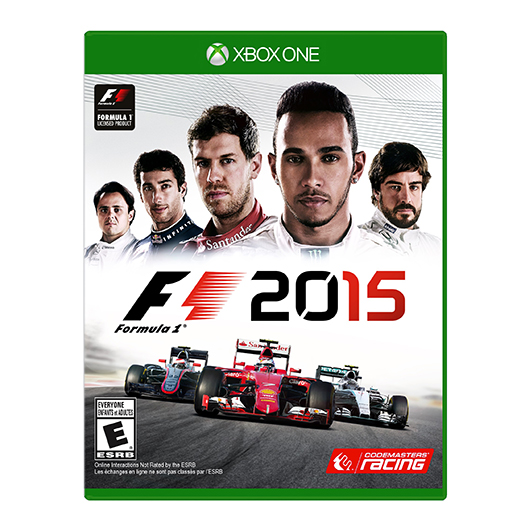 Formule 1 2015 XBOX ONE Solutions 2Go