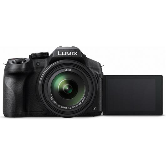 Appareil photo numérique de 12.1 vidéo HD 1080p Ultra HD 4K Panasonic