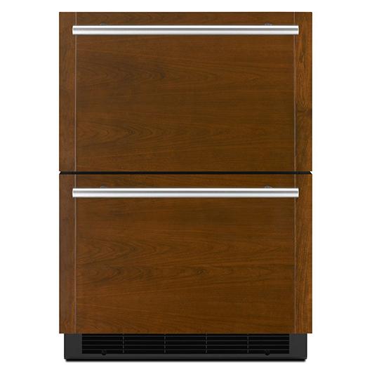 r frig rateur double tiroir recouvrir tanguay. Black Bedroom Furniture Sets. Home Design Ideas