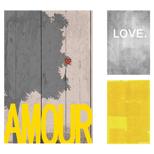 Toile Amour