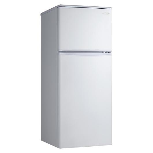Réfrigérateur 11 pi.cu. congélateur en haut Danby