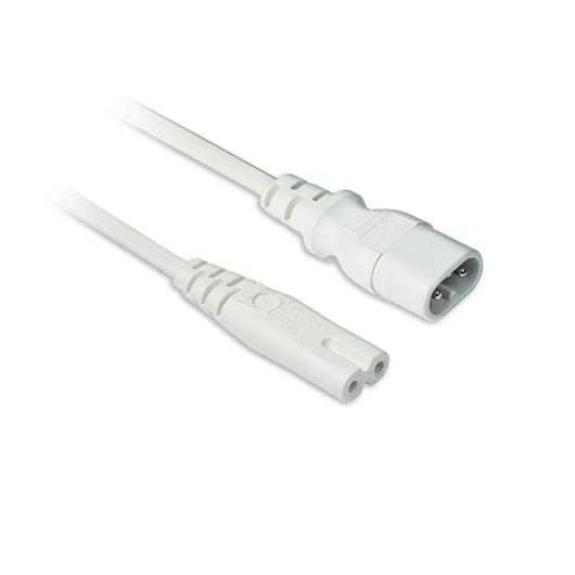 Câble d'extension blanc 1 mètre pour Sonos Flexson