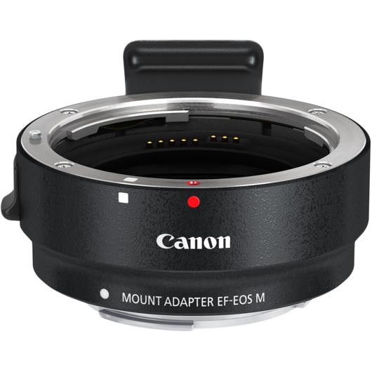 Adaptateur pour monture EF-EOS M Canon