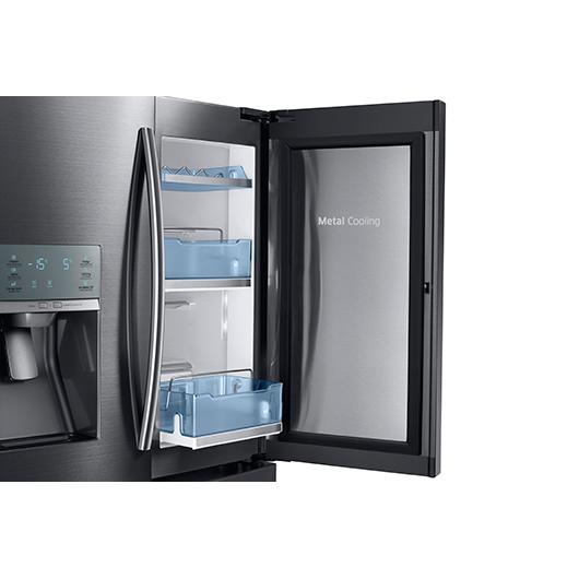 Réfrigérateur à double porte 27.8pi3 Samsung