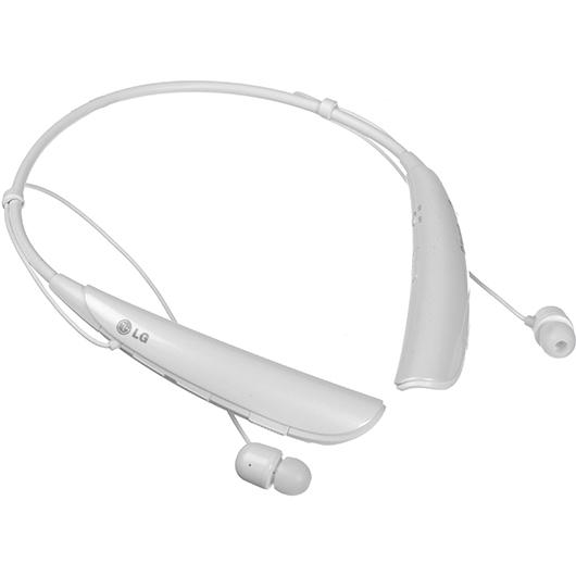 Écouteurs Bluetooth avec microphone LG