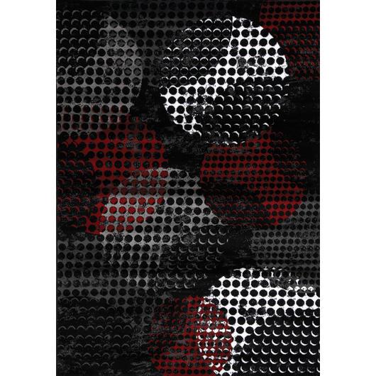 Carpette Platinum tissée à la machine (5.3 x 7.7 pi)