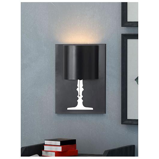 Lampe murale Dream noire