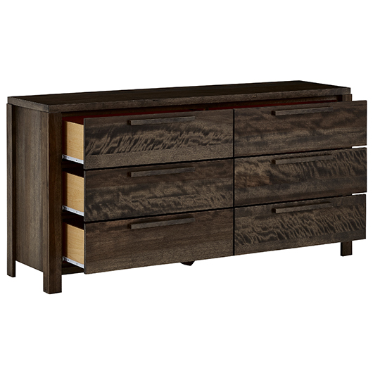 Commode double 6 tiroirs Ideal