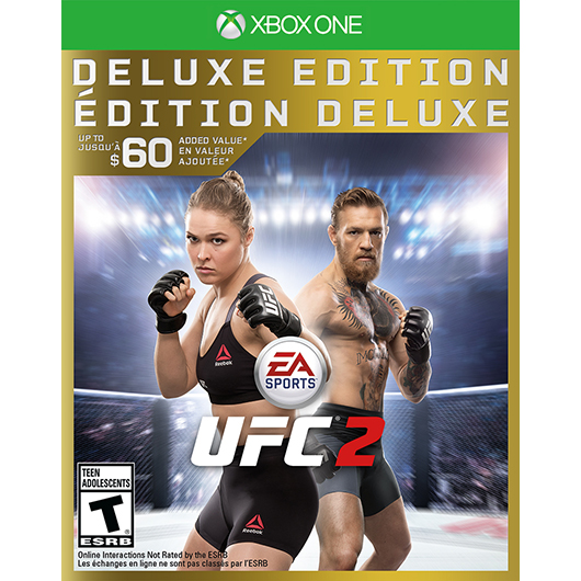 EA Sports UFC Deluxe Edition Solutions 2Go
