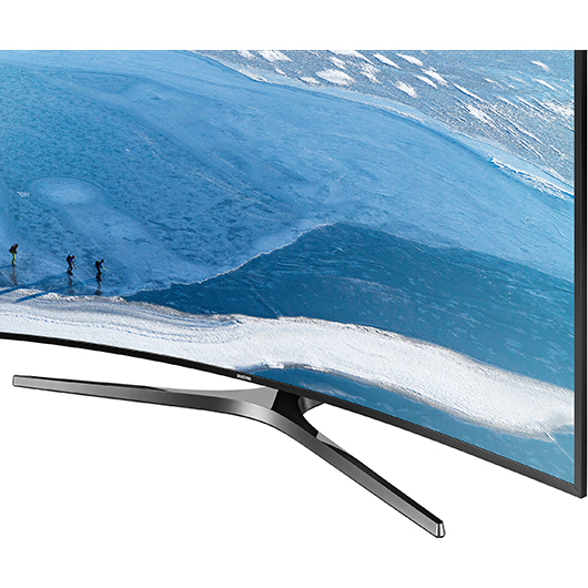 t l viseur incurv del 4k ultra hd smart tv 65 po tanguay. Black Bedroom Furniture Sets. Home Design Ideas