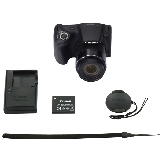 Appareil photo numérique de 20,5 vidéo Canon