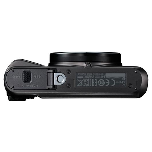 Appareil photo numérique de 20,3 vidéo HD 1080p Canon