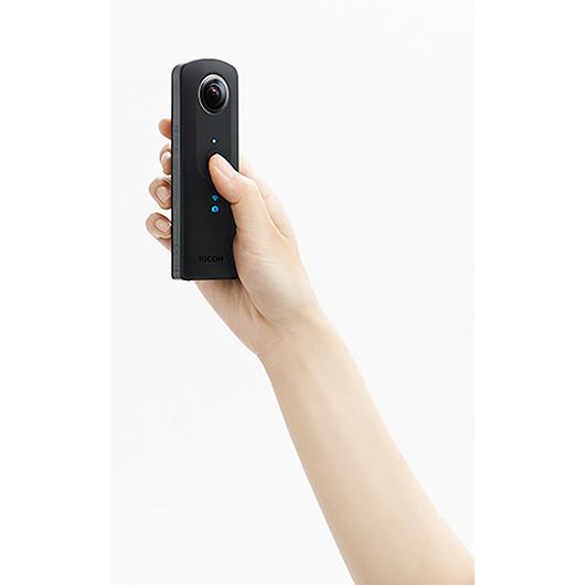 Caméra numérique 360 degrés Pentax