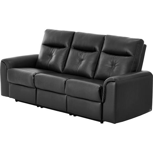 Sofa inclinable en tissu Elran