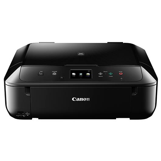 Imprimante à jet d'encre couleur multifonctions Wi-Fi Canon