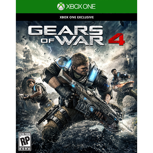 Jeu Gears of war 4 pour XBOX One XBOX ONE