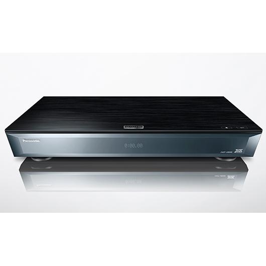 Lecteur Blu-Ray Ultra HD 4K 3D Smart TV Wi-Fi USB 7.1 canaux Panasonic