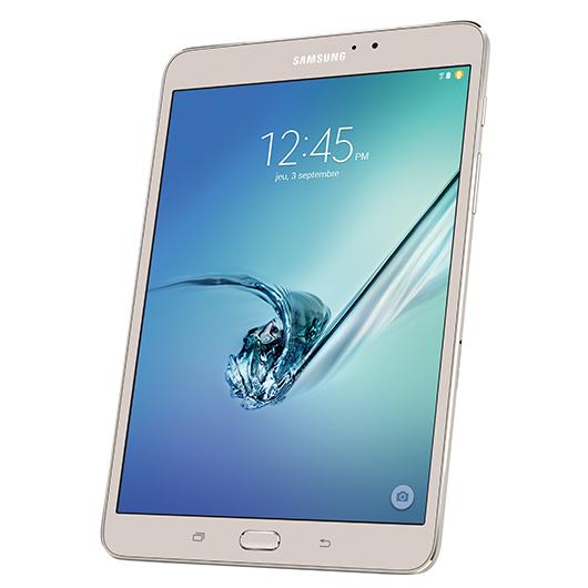 Tablette de 8 po et 32 Go de stockage interne Samsung