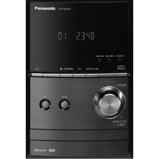 Mini-chaîne bluetooth 40 W Panasonic