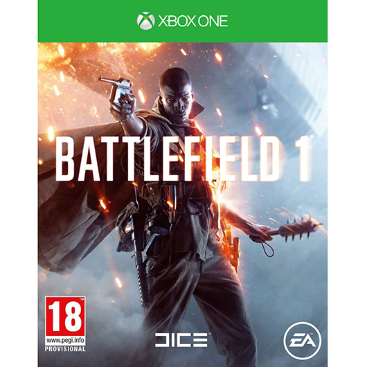 Jeu de guerre Battlefield XBOX ONE