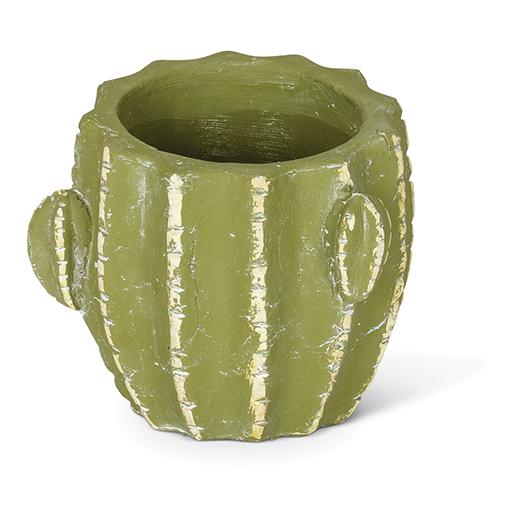 cache pot en forme de cactus en terracotta petit tanguay. Black Bedroom Furniture Sets. Home Design Ideas