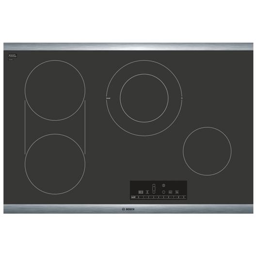 Plaque de cuisson 30 po - Série 800 Bosch