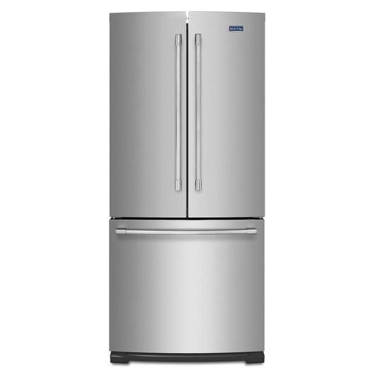 Réfrigérateur à double porte 19.6 pi.cu. Maytag
