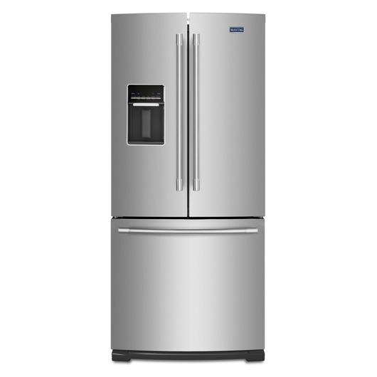 Réfrigérateur à double porte 19.68 pi3 Maytag