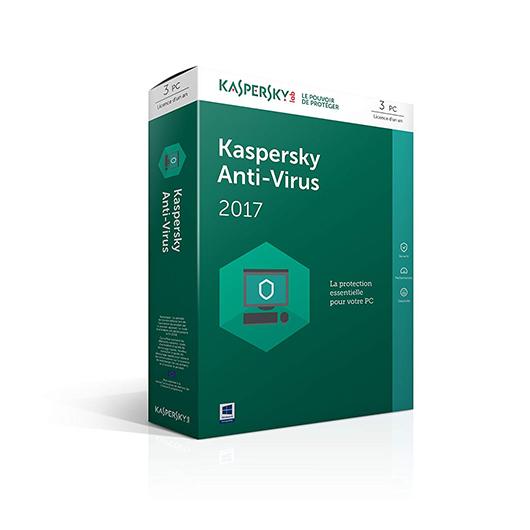 Antivirus pour 3 PC, Notebook, tablette Produtech Plus