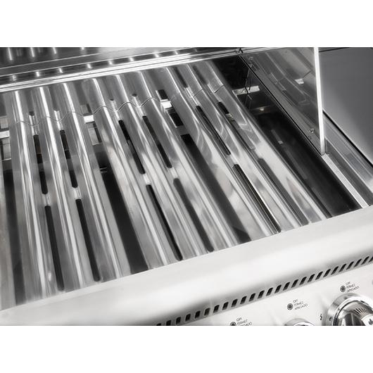 Barbecue LEX 74000BTU avec brûleur latéral Napoleon