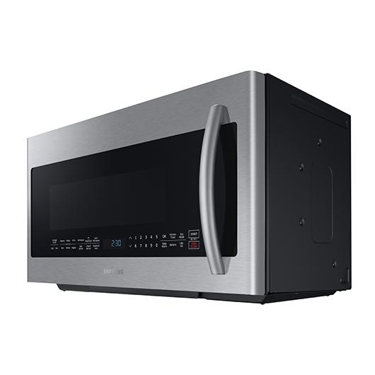 Micro-ondes à hotte 1500W de 2,1 pi.cu. Samsung