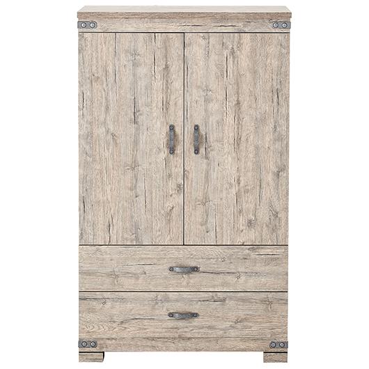 Commode à portes avec 2 tiroirs Meubles Concordia