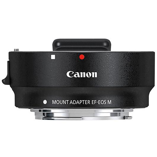 Adaptateur pour monture EF série M Canon