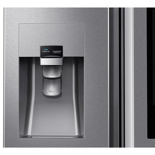 Réfrigérateur à double porte 22 pi.cu. Samsung