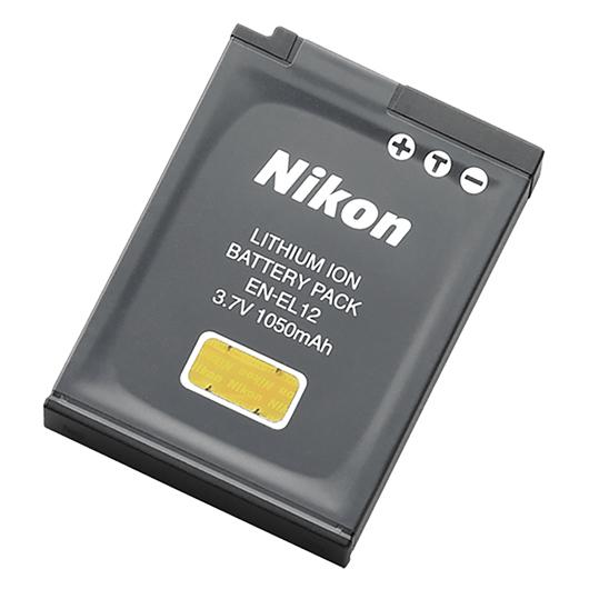 Pile rechargeable pour Coolpix W300 et A900 Nikon