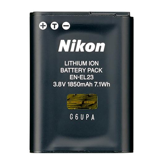 Pile rechargeable pour Coolpix B700 et P900 Nikon