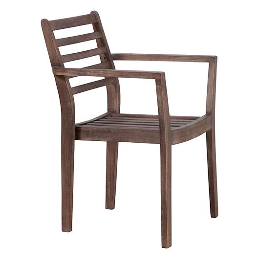 Chaise de patio Sancerre Zuo moderne