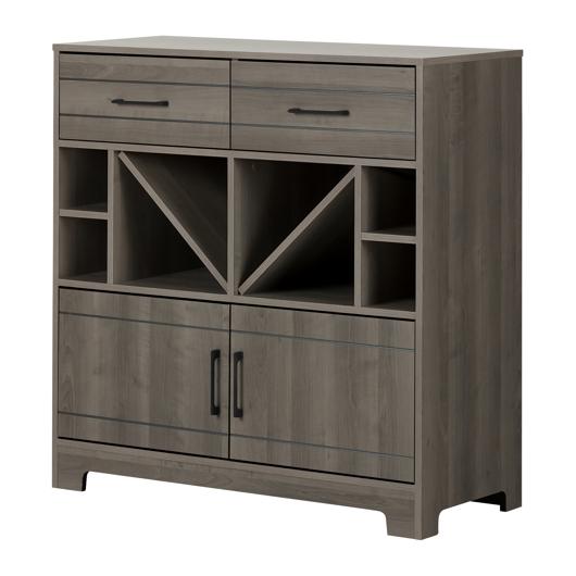 meuble bar rangement pour bouteilles et coupes tanguay. Black Bedroom Furniture Sets. Home Design Ideas